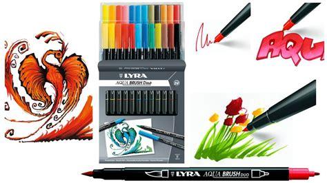 Lyra Aqua Brush Duo 12 Ref6521120 lyraasia