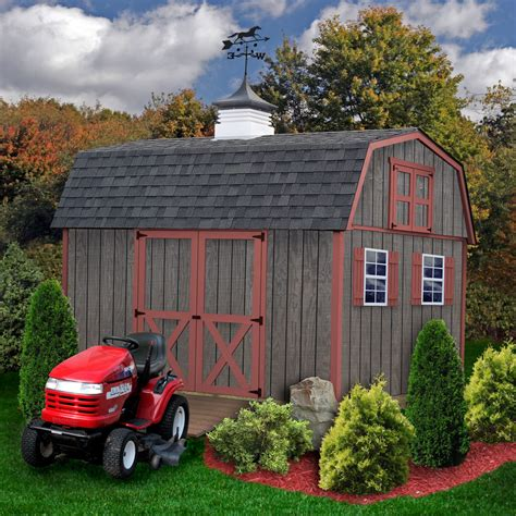10 X 12 Shed Kits by Best Barns Meadowbrook1012 10 X 12 Meadowbrook Storage