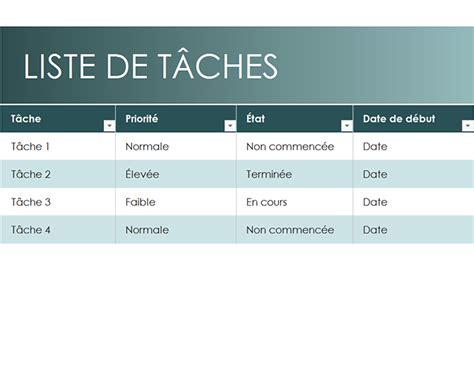 Liste De T 226 Ches Simple Windows 10 Project Plan Template