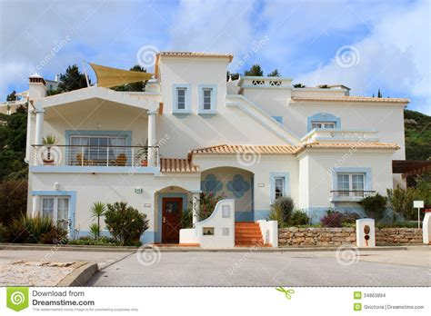 houses to buy in portugal algarve houses stock images image 34863894