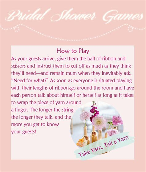 top bridal shower and activities 8 creative bridal shower to