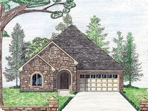 european cottage house plans cottage country european house plan 74712