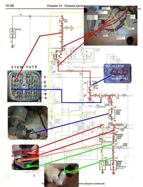 jeep cj7 wiring harness diagram free wiring
