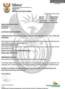 Saskatchewan Finance Letter Of Standing Neda Engineering Accreditation