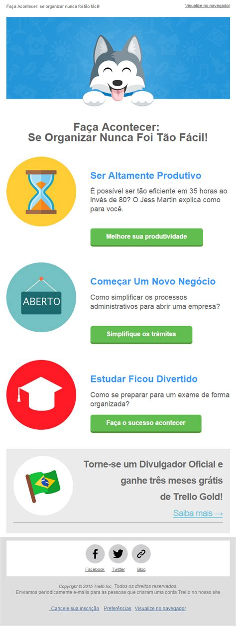 layout para email marketing exemplos email marketing gifs design e outras tend 234 ncias