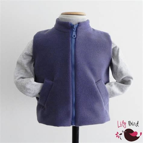 pattern for a simple vest 17 best images about fr boys on pinterest vests fleece