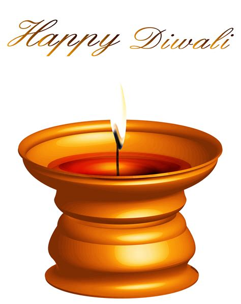 Art Decor For Home Diwali Candles Clipart 52