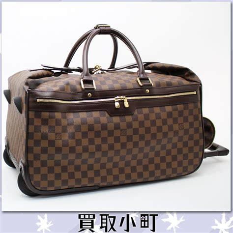 Trolley Bag Lv D6728dew kaitorikomachi rakuten global market louis vuitton louis vuitton n23205 heal 50 damier