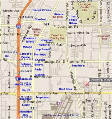 map of las vegas downtown casinos map of las vegas free printable maps
