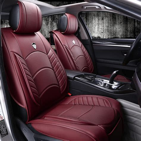 luxury car seats covers universal leather car seat covers for car seats in leather