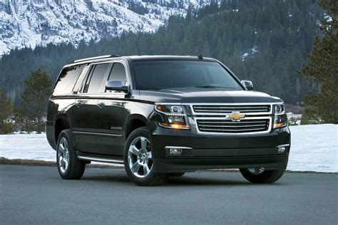 chevy suburban 2017 chevrolet suburban pricing features edmunds