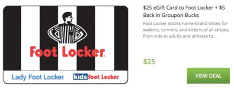 Where Can I Use A Footlocker Gift Card - hot american eagle gift card 25 for only 15 mylitter one deal at a time