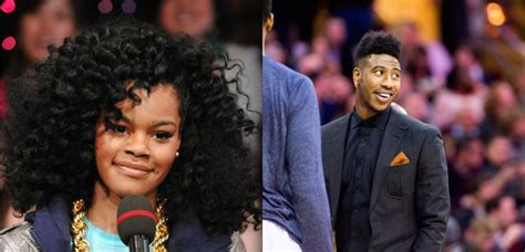how to look like tiana from empire nba iman shumpert girlfriend gossip love is in the air