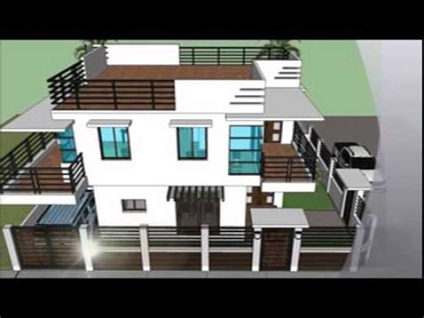 2 storey house with rooftop design stay minimalist in two storey house design with rooftop design a house interior