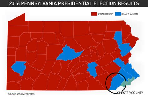 pennsylvania swing state election maps live map united states 2016 presidential