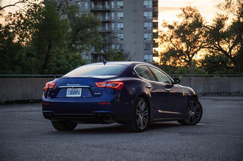 ghibli maserati 2016 review 2016 maserati ghibli s q4 canadian auto review