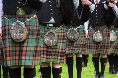 tartan kilts scottish national dress visitscotland