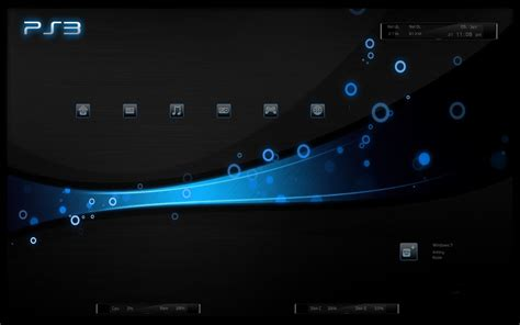 ps3 themes link ps3 by darkeagle2011 on deviantart