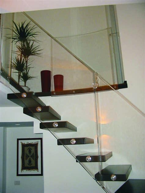 corrimano plexiglass scale corrimani la tecnoplex lavorazione plexiglass