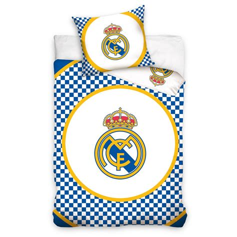 real madrid bed set official real madrid single duvet covers football