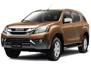 Isuzu Auto Dealer Isuzu Auto Dealer Ac Automotive Isuzu Mu X