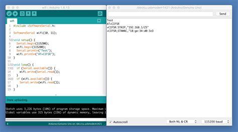 serial read arduino uno esp8266 doesn t respond to serial println