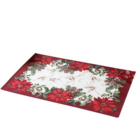 christmas accent rugs christmas rugs buy christmas area rugs online santa s site