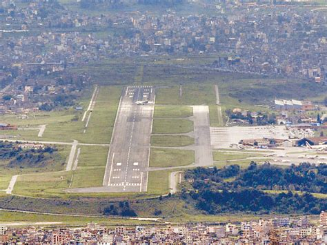 Ktm International Airport Only A Single Runway At Is The Crisis