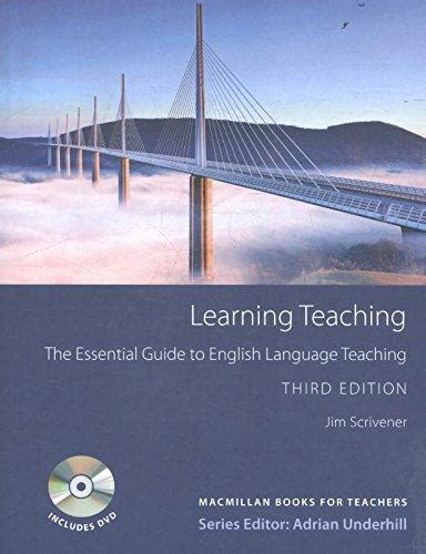 learning teaching 3rd edition 0230729843 isbn 9780230729841 learning teaching pack macmillan books for teachers with dvd 3rd edition