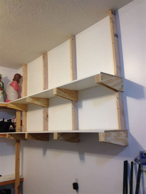 shelving planner garage shelves to keep your small appliances small statue minimalist rack white wall garage