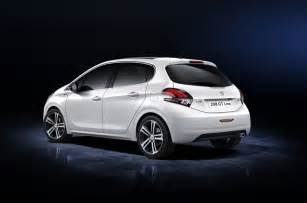 Www Peugeot 208 2015 Peugeot 208 Facelift Revealed Autocar