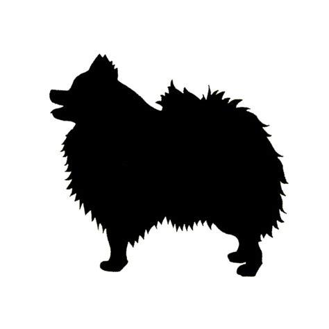 pomeranian silhouette popular pet bumper stickers buy cheap pet bumper stickers lots from china pet bumper