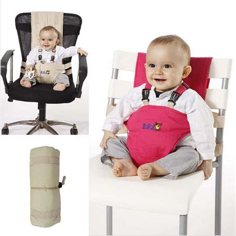 Baby Seat For Dining Chair Baby Chair Portable Infant Seat Product Dining Lunch Chair Seat Safety Belt Feeding High Chair