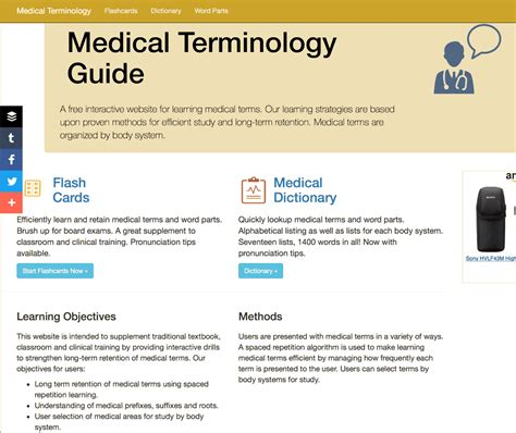 printable flash cards for medical terminology medical terminology medical term flashcards