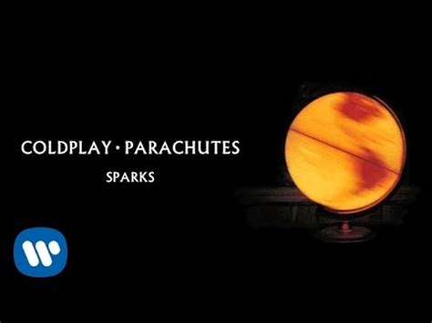 coldplay sparks coldplay sparks parachutes chords chordify