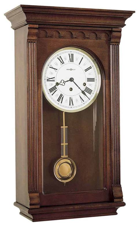 table top grandfather clock howard miller alcott 613 229 key wound wall clock the