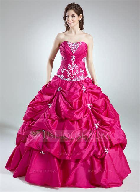 vestidos de xv rosados aquimodacom vestidos de boda vestidos corte de baile escote coraz 243 n hasta el suelo tafet 225 n