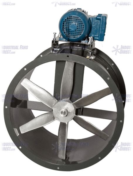 tube axial fan catalogue airflo wet environment tube axial fan 60 inch 54000 cfm