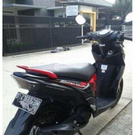Dijual Motor Yamaha Mio Soul Gt motor yamaha mio soul gt bekas tahun 2014 hitam
