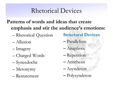 rhetorical pattern english ap english learning lab 7 8 cond 233