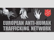 The Salvation Army International - European Action Network International Human Trafficking Statistics