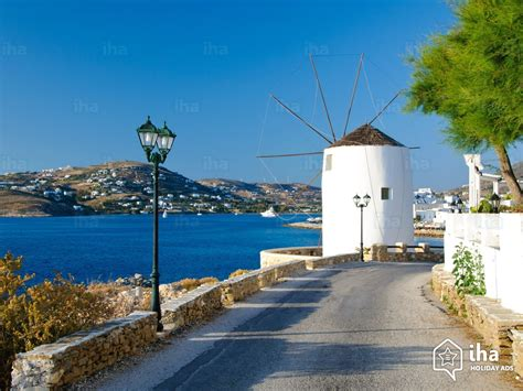 Paros (Parikia) rentals for your vacations with IHA direct