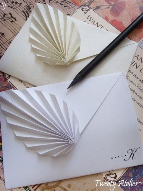 Origami Leaf Envelope - 213 best origami envelope images on origami