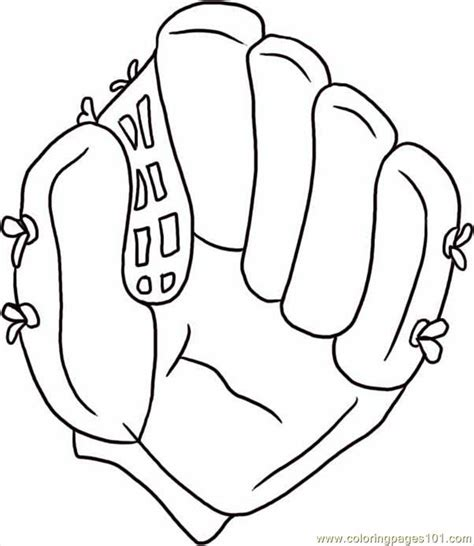 free coloring pages of mitt