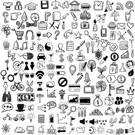 free vector doodle icons vectors photos and psd files free
