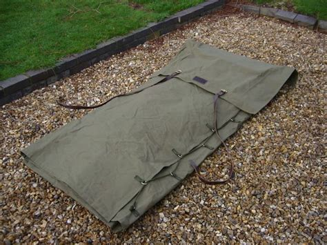 rugged river canvas bedroll cing ideas pinterest