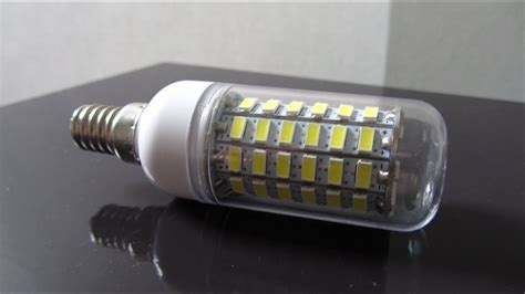 Led Putih electronic components 187 e14 4w 1000lm cool white 6500k led home lighting lu led putih
