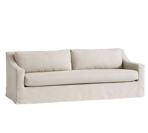 pottery barn white couch best 25 pottery barn sofa ideas on pinterest pottery