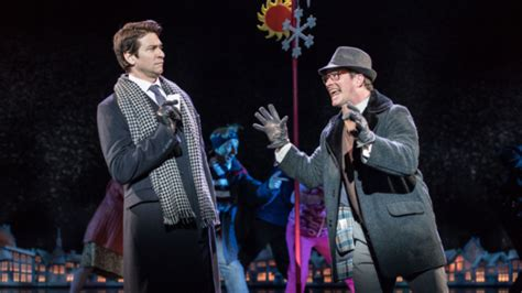 groundhog day broadway review the reviews for groundhog day are in broadway musical