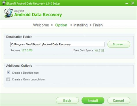 Android Data Recovery App by Iskysoft Android Data Recovery